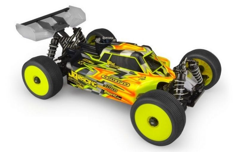 JC-0394L Karosserie JConcepts für JQ BE-GE / Light Weight # 1St.