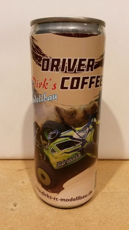 Driver Coffee # Milchkaffee 250ml