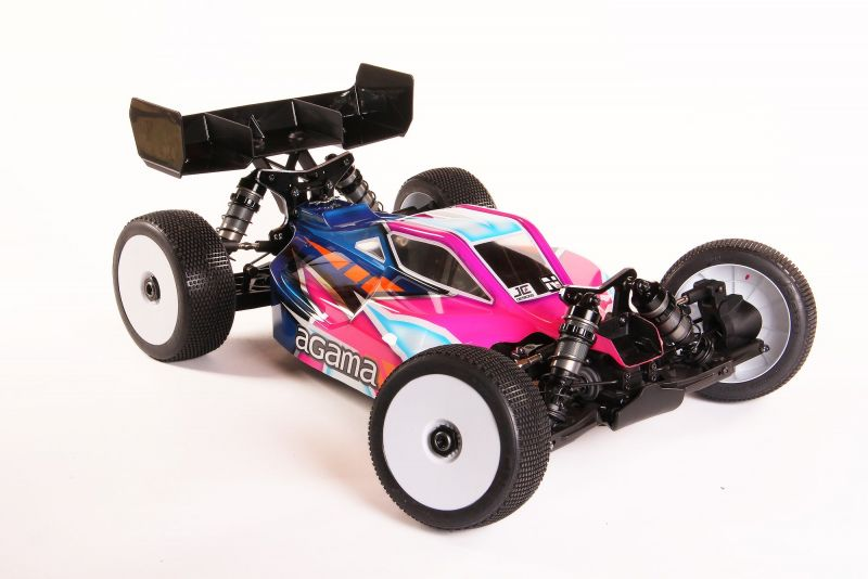 AGAMA A319e Competition Elektro-Buggy-Kit 1:8 # 1St.