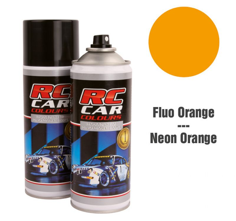 Lexan Farbe Fluo Orange 150ml # 1St.