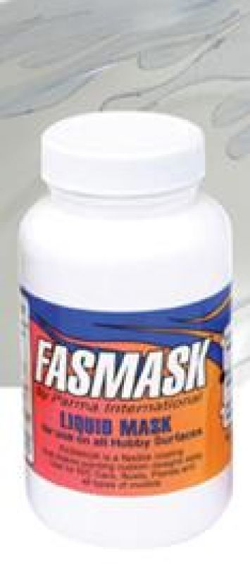 Parma Liquid Paint Mask # Fasmask 236ml