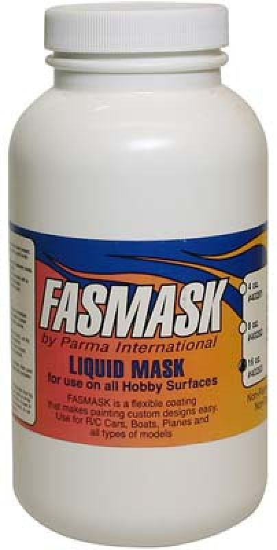 Parma Liquid Paint Mask # Fasmask 480ml