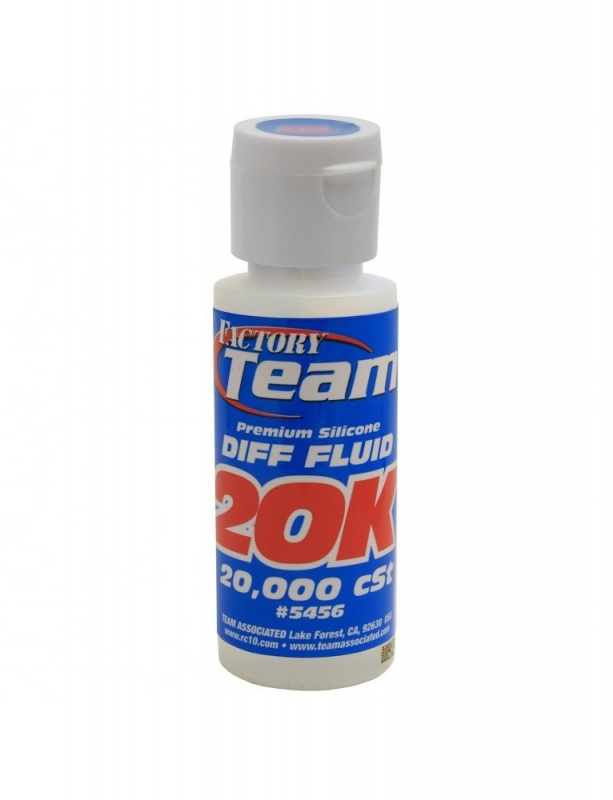 Team Associated FT Silicone Differenzial-Öl # 20.000cst