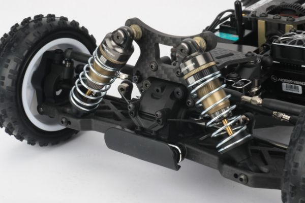 SWORKz S14-3 1/10 4WD Off-Road Racing Buggy PRO Kit