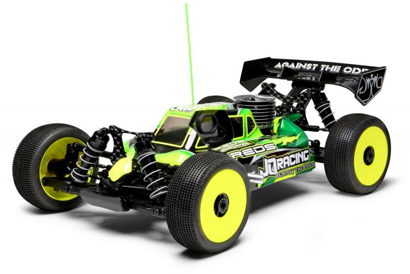"JQ Products ""Black Edition"" Competition-Pro-Kit ""neu 2017"" # 1:8 Offroad Buggy"