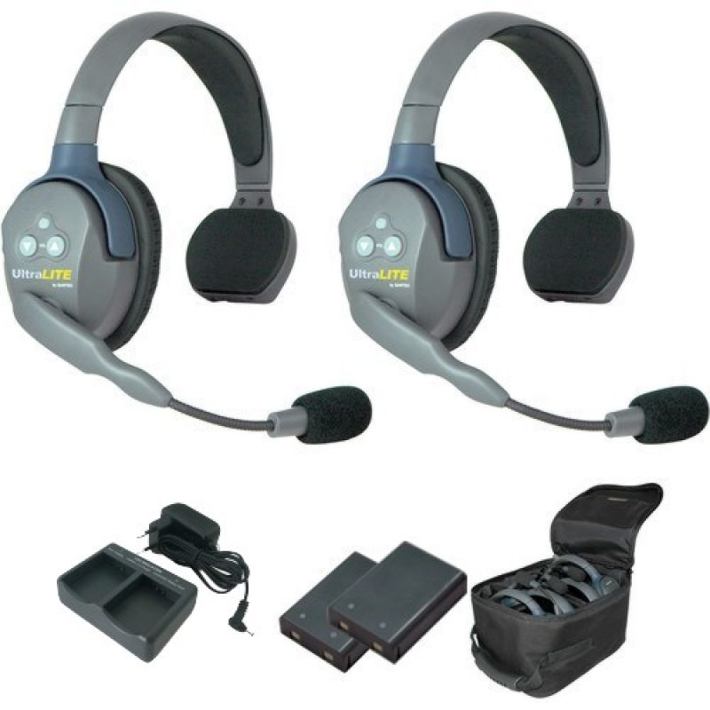 Eartec UltraLITE HD Wireless 2 Personen System (UL2S)