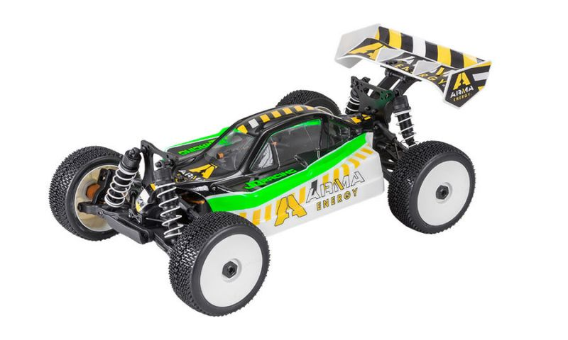 JQ-Products Buggy RTR-Set Elektro # Version ARMA-Energie